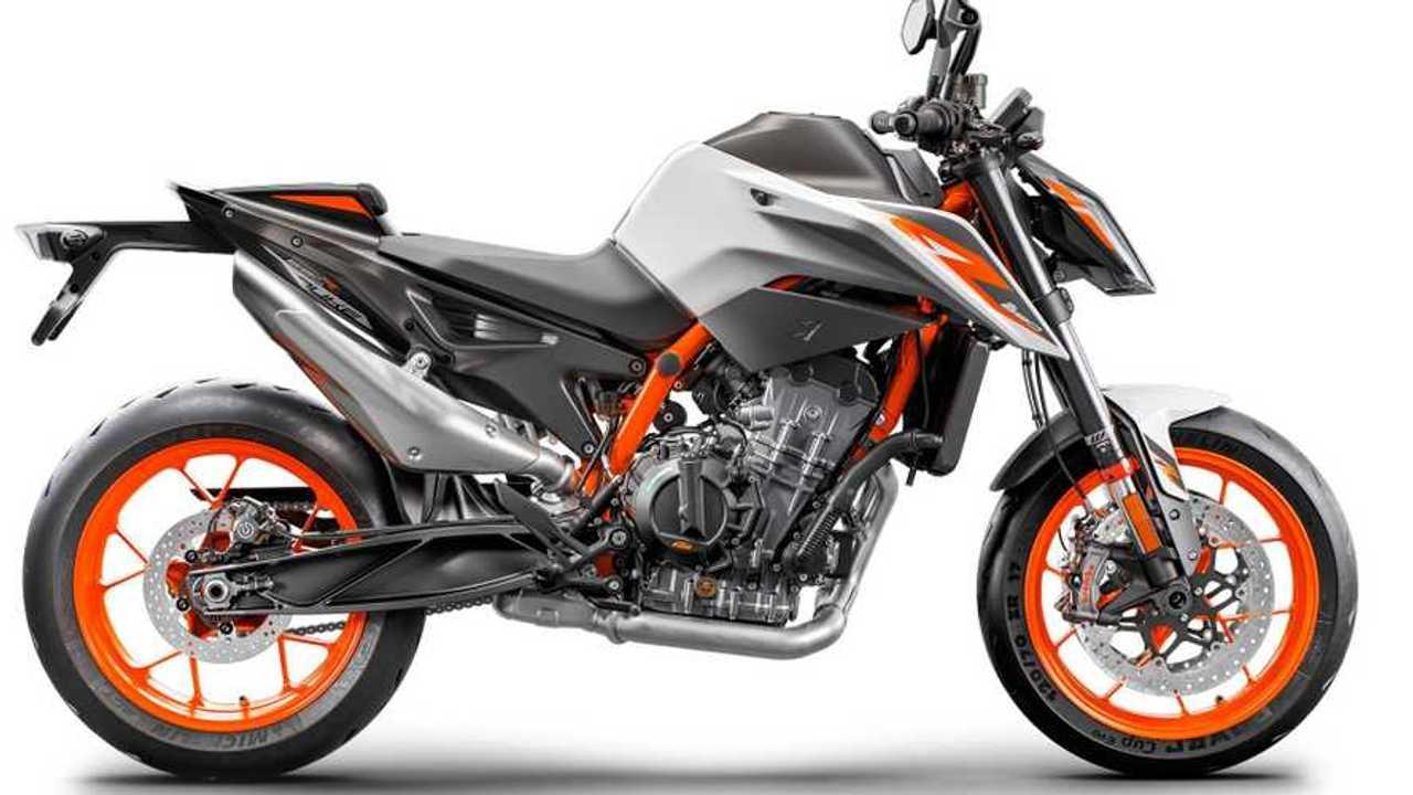 2020 KTM 890 Duke