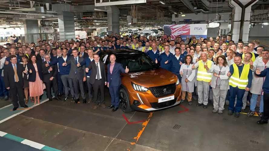 Elstartolt az új Peugeot 2008 sorozatgyártása