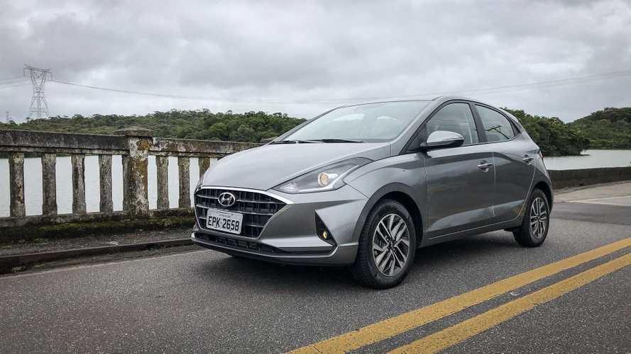 Novo Hyundai HB20 2020: o que mudou da primeira para a segunda geração