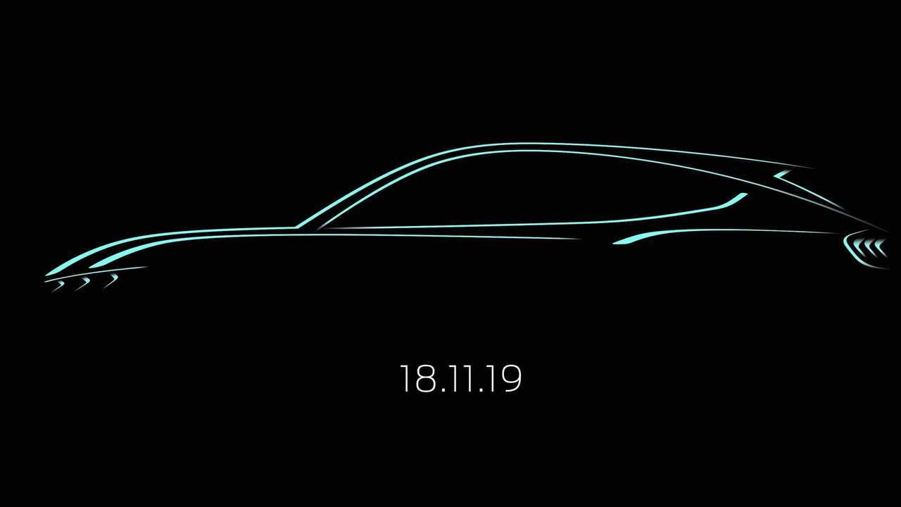 Ford crossover elettrico, il teaser