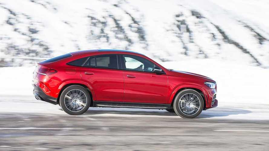 Mercedes-Benz предложил россиянам купеобразный GLE