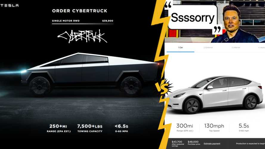Will The Tesla Cybertruck Cannibalize Sales Of The Model Y?