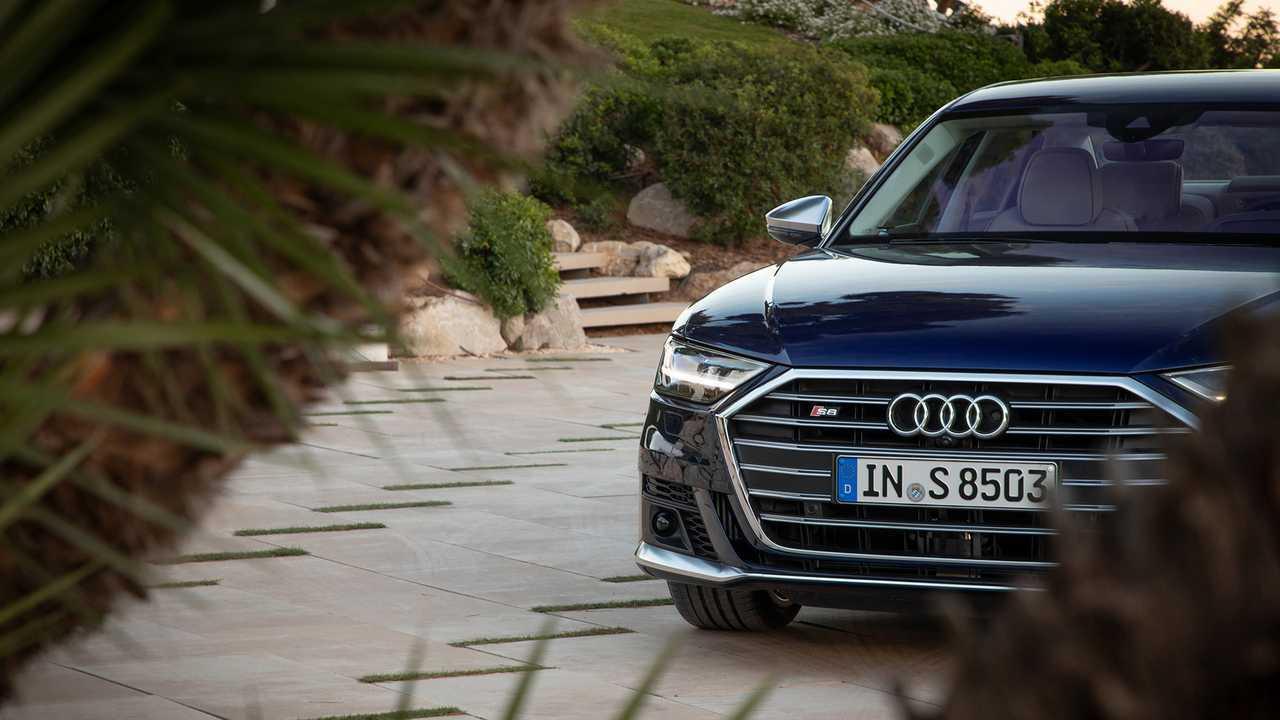 Audi S8 (2019) dans le test