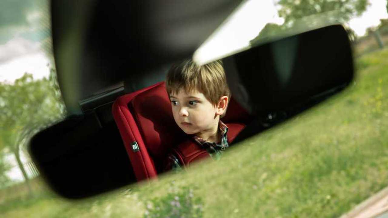 Reglas de oro para llevar a los niños en el coche