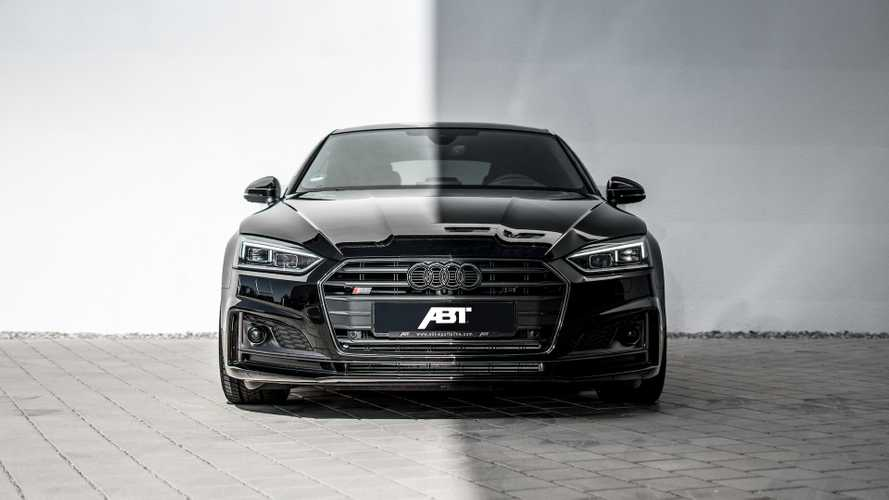 ABT Tunes The Audi S5 Diesel In Europe And The TT RS In U.S.