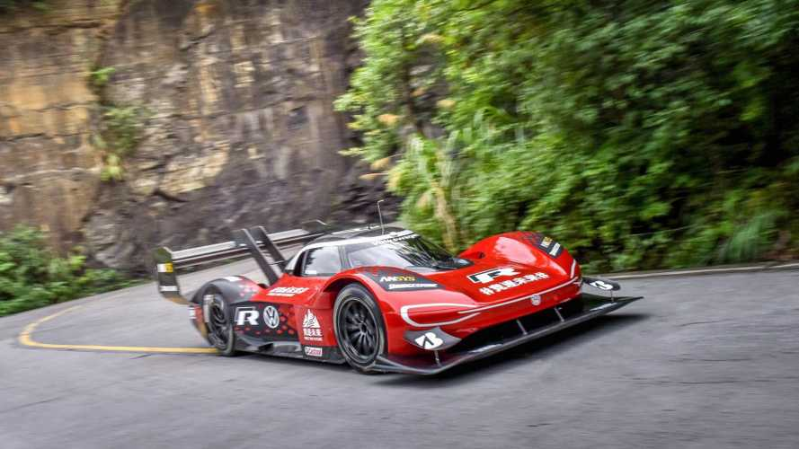 Must Watch: VW ID.R Onboard Video Of Heaven's Gate Record-Breaking Run