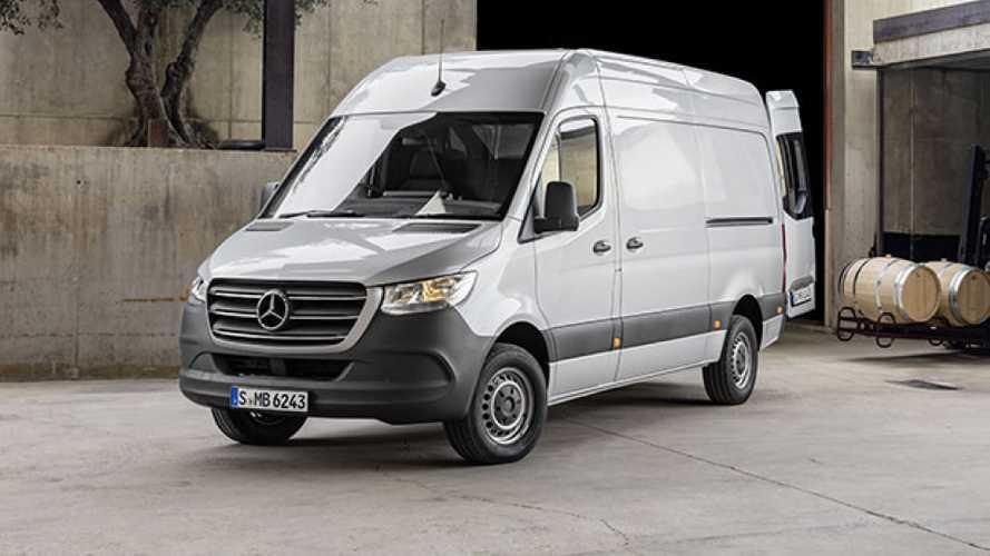 Nuovo Mercedes Sprinter, così cambia il van