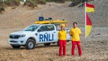 Ford Ranger RNLI Beach Patrol