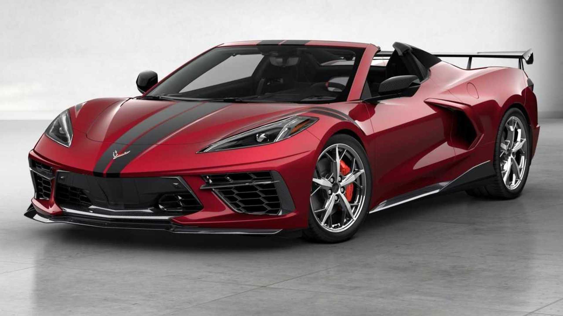 GM Loses Money On Every 2020 Corvette Under $80,000