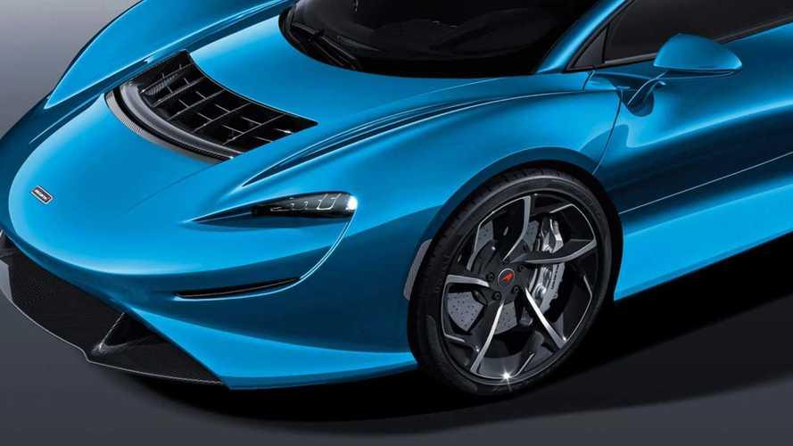 McLaren Elva Coupe Hayali Tasarımı