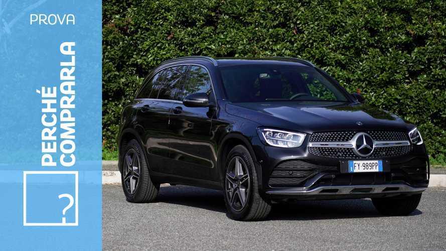 Mercedes GLC (2019), perché comprarla e perché no