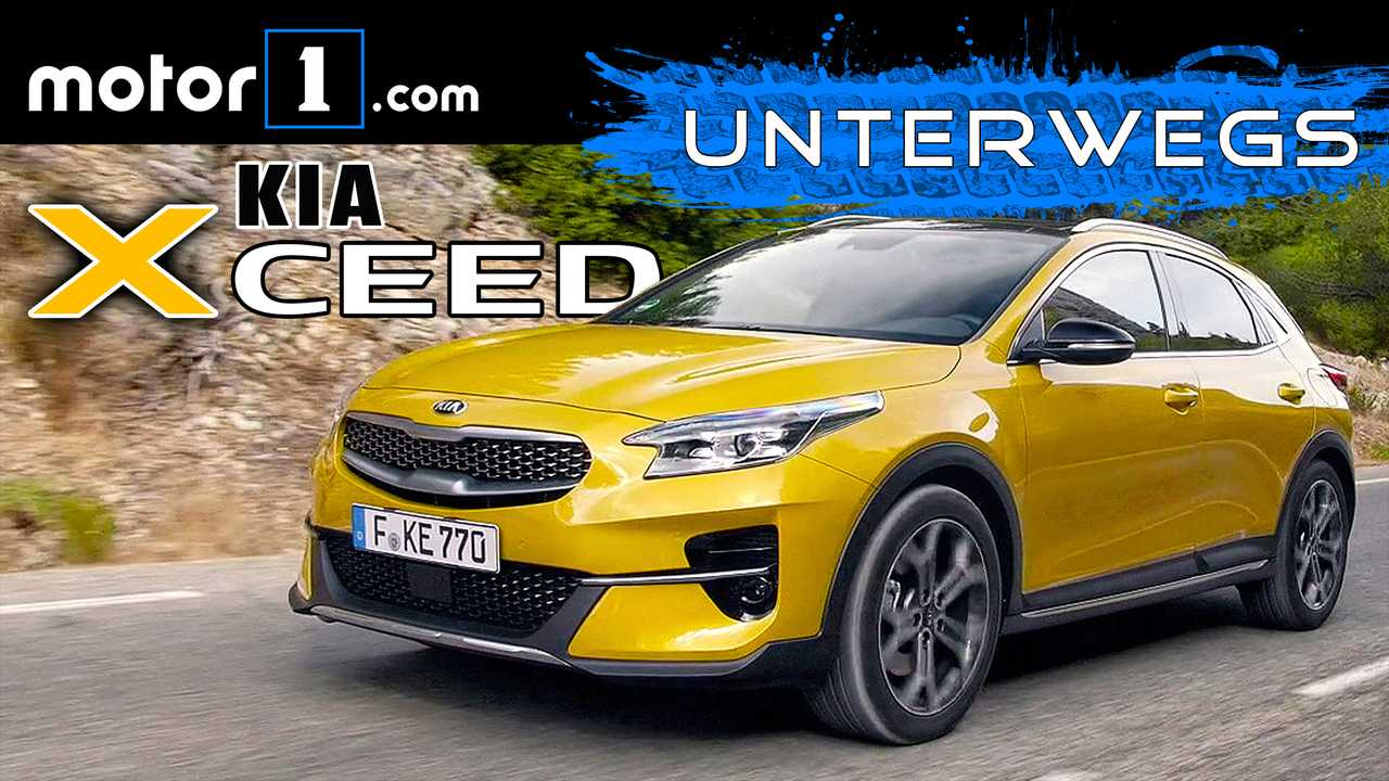 Video Kia Xceed 2019 Im Test