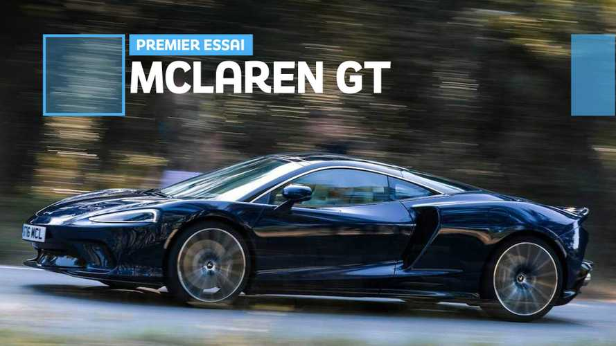 Essai McLaren GT (2019) - Un rêve de GT