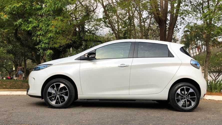 Renault Zoe tem forte aumento de preço no Brasil e agora parte de R$ 203.600