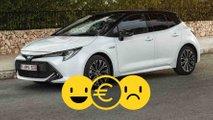 Toyota Corolla à 235 €/mois
