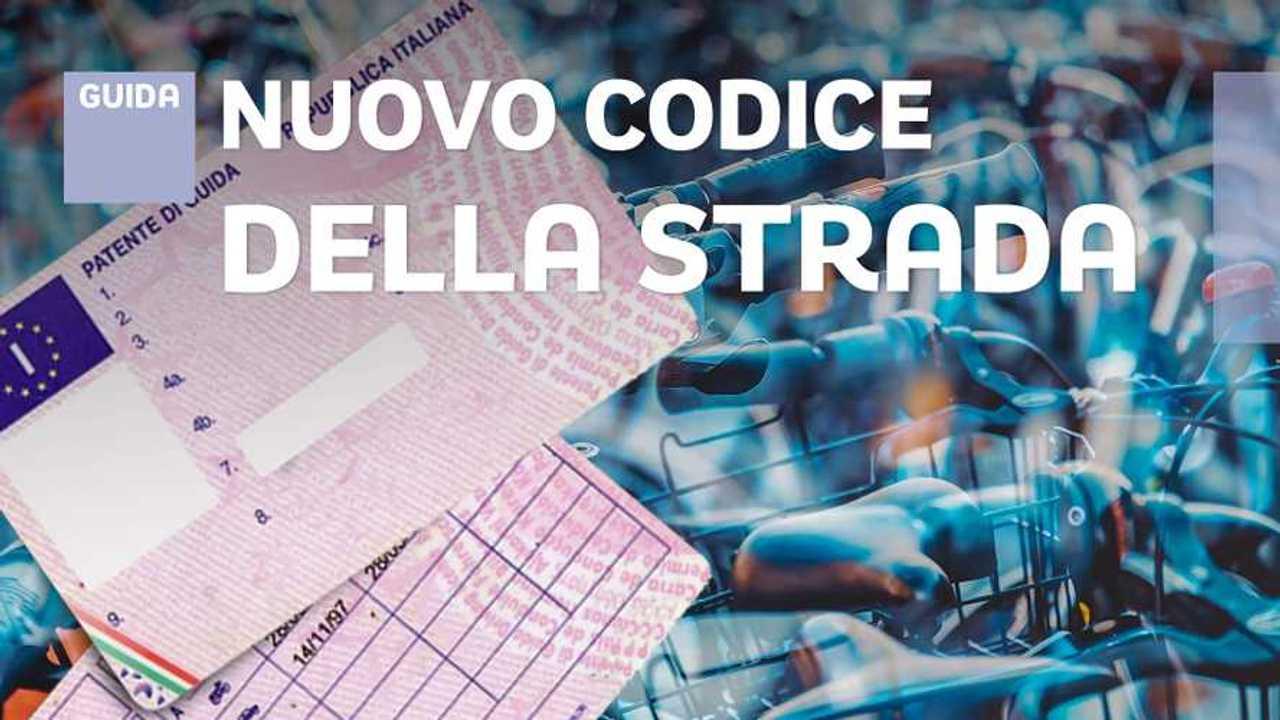 Copertina 2 Nuovo Codice della Strada: novità su multe, bici e patente