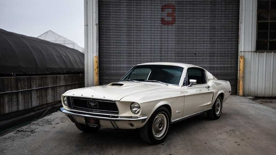 Own This Rare 1968 Ford Mustang 428 Cobra Jet Tasca Lightweight