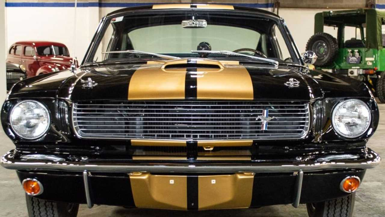 This Restored 1966 Ford Mustang Shelby GT350H Can Be Yours