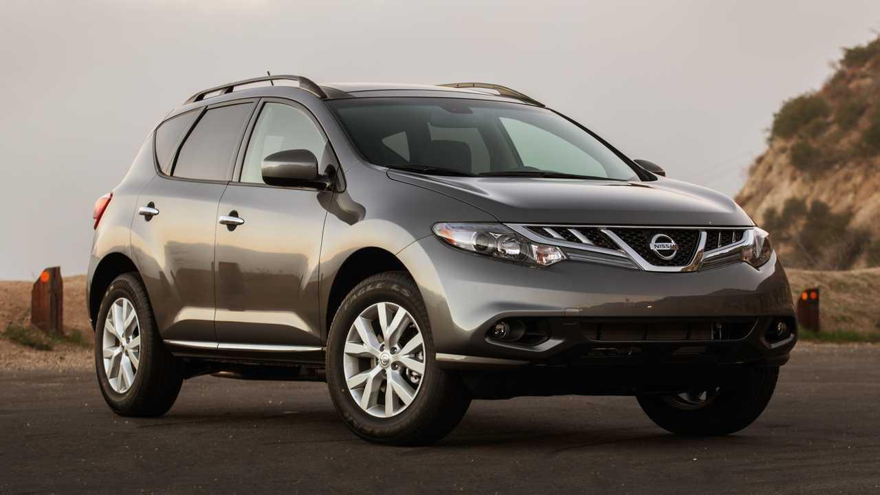 10. 2009-2014 Nissan Murano