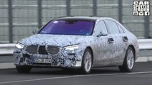 2021 mercedes s class spy video