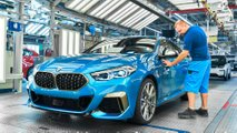 BMW 2 Series Gran Coupe üretime girdi