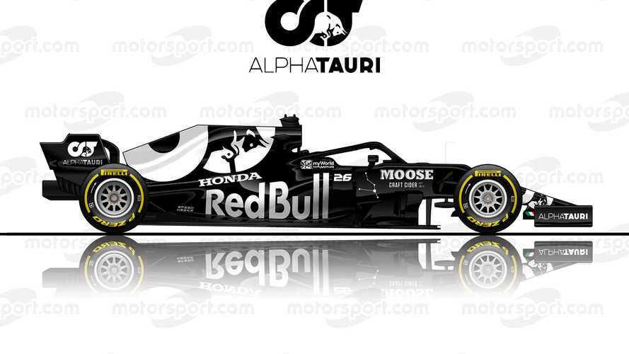Toro Rosso requests 2020 name change to AlphaTauri