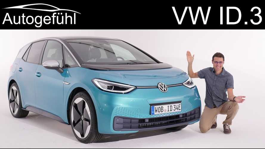 Volkswagen ID.3 Preview By Autogefühl: Video