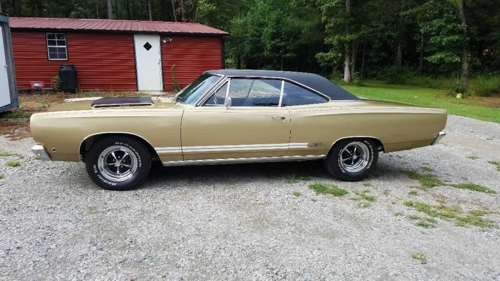 "[""Live Free And Drive Harder With A 1968 Plymouth GTX""]"