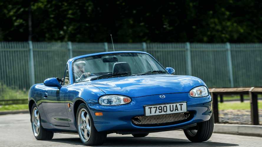 Mazda MX-5 is the UK's fastest appreciating classic since April