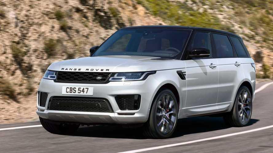 Le Range Rover Sport  reçoit de nouveaux moteurs diesel