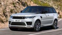 Range Rover Sport (2021): Neue Sechszylinder-Diesel mit Mildhybridsystem