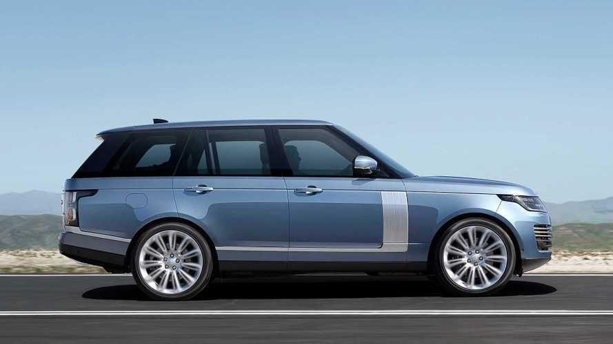 Range Rover, assieme alle edizioni speciali arriva l'ibrido