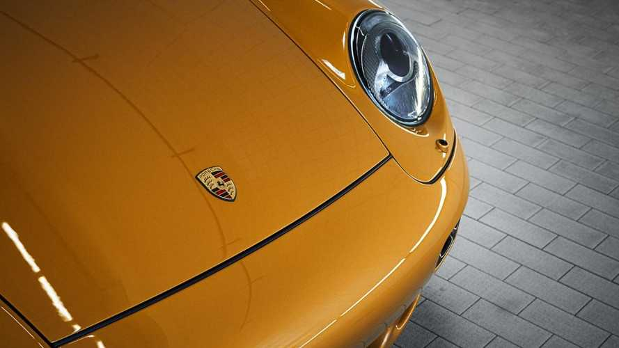 Gallery: 'Project Gold' Porsche 993 Turbo in detail