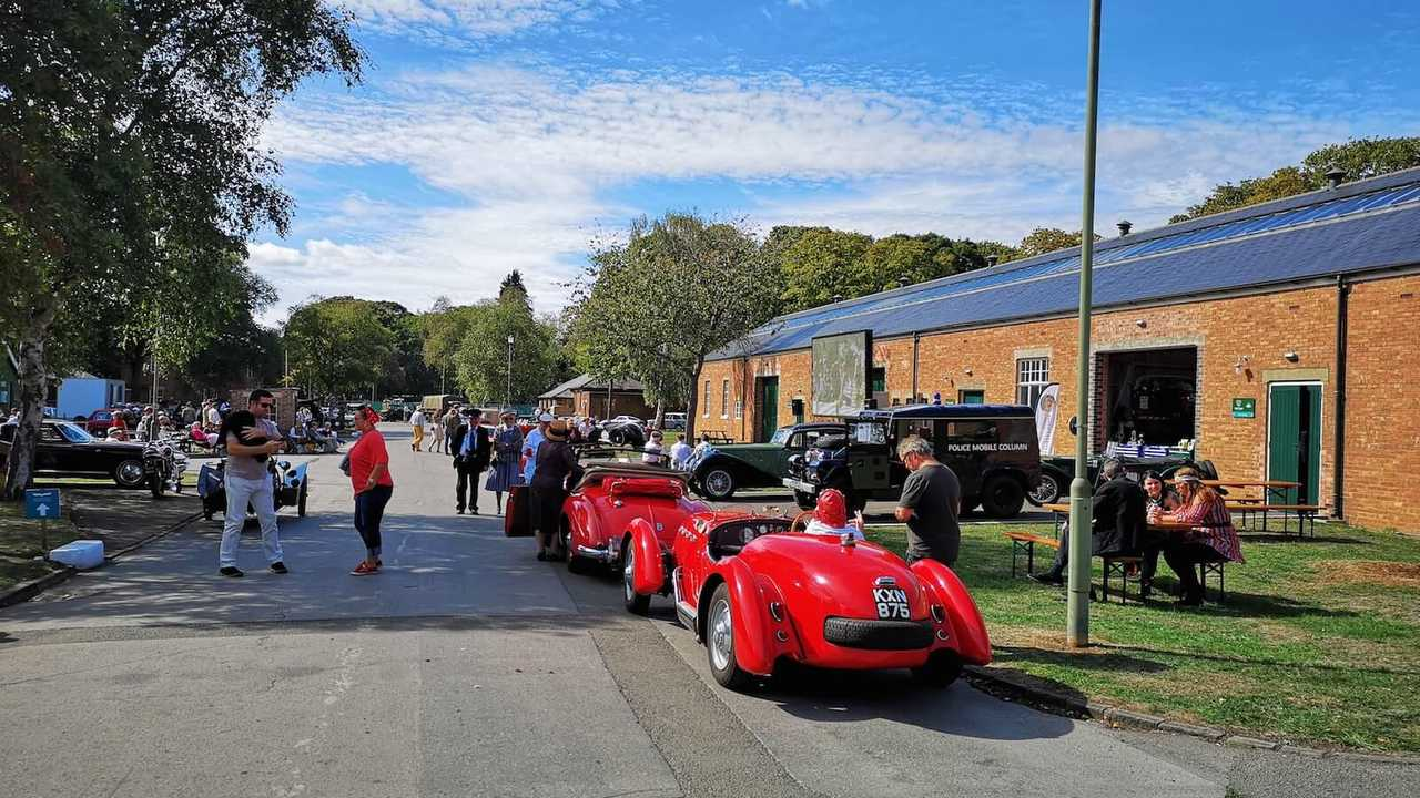 Inaugural Hagerty Renaissance Meeting strikes a chord