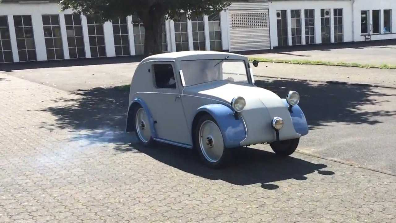 The German people's car which preceded VW's Beetle