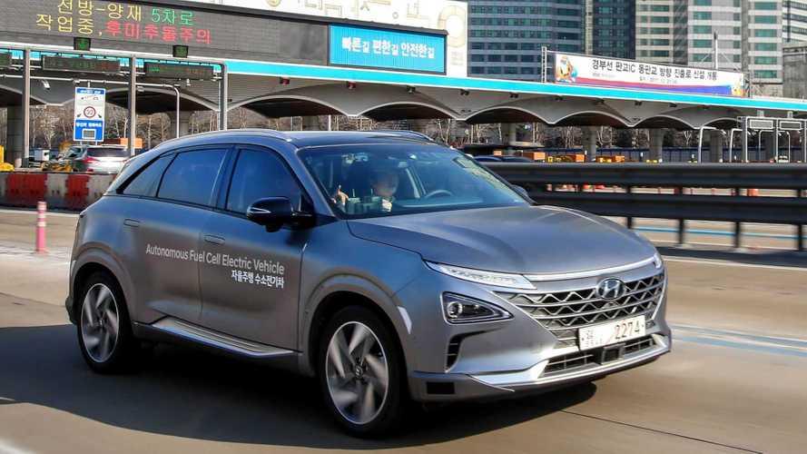 Hyundai cria empresa para desenvolver sistema de condução autônoma
