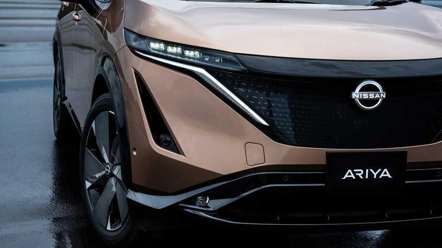 Nissan готовит электрический кроссовер размером с Juke