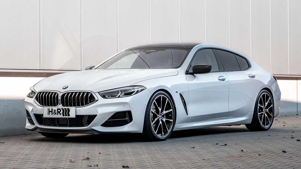 H&R BMW 8er Gran Coupe