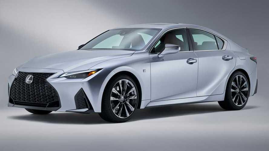 Lexus dévoile la quatrième génération de son IS