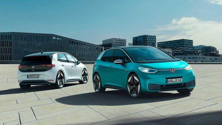 Пять электромобилей поспорят за звание лучшей машины года