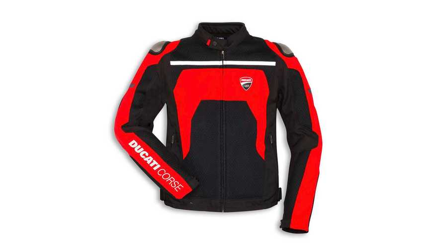 Ducati Ventilated Jackets