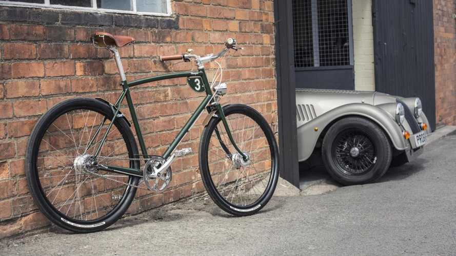 Morgan and Pashley team-up to make retro bikes
