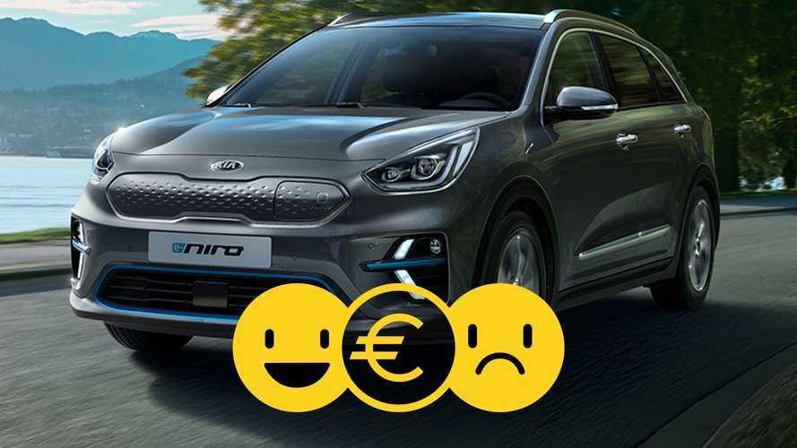 Promo - Le Kia e-Niro à 47 €/mois, bonne affaire ou pas ?