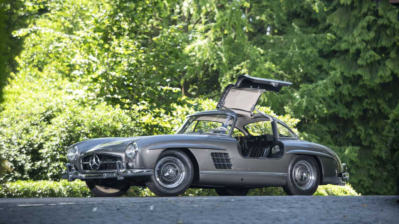 Mercedes-Benz 300 SL (1955)