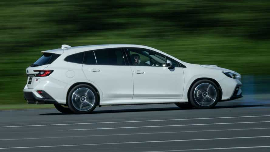 Subaru Levorg, performanslı bir seçeneğe kavuşabilir