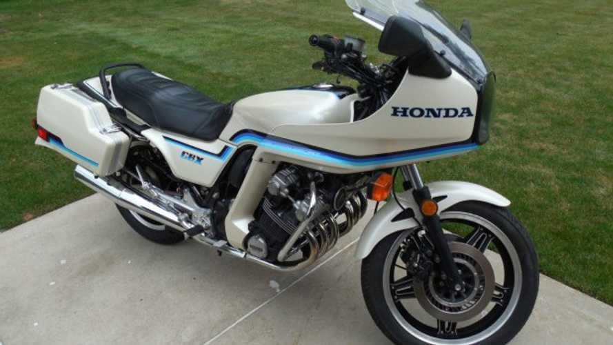 1982 Honda CBX Supersport For Sale