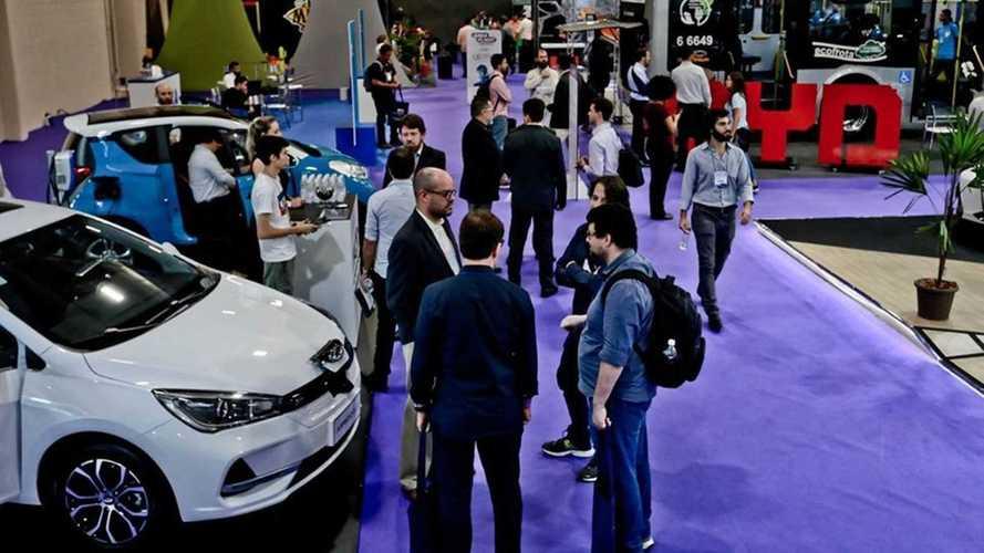 E-MOB: Salão do carro elétrico em SP confirma nova data para 2020