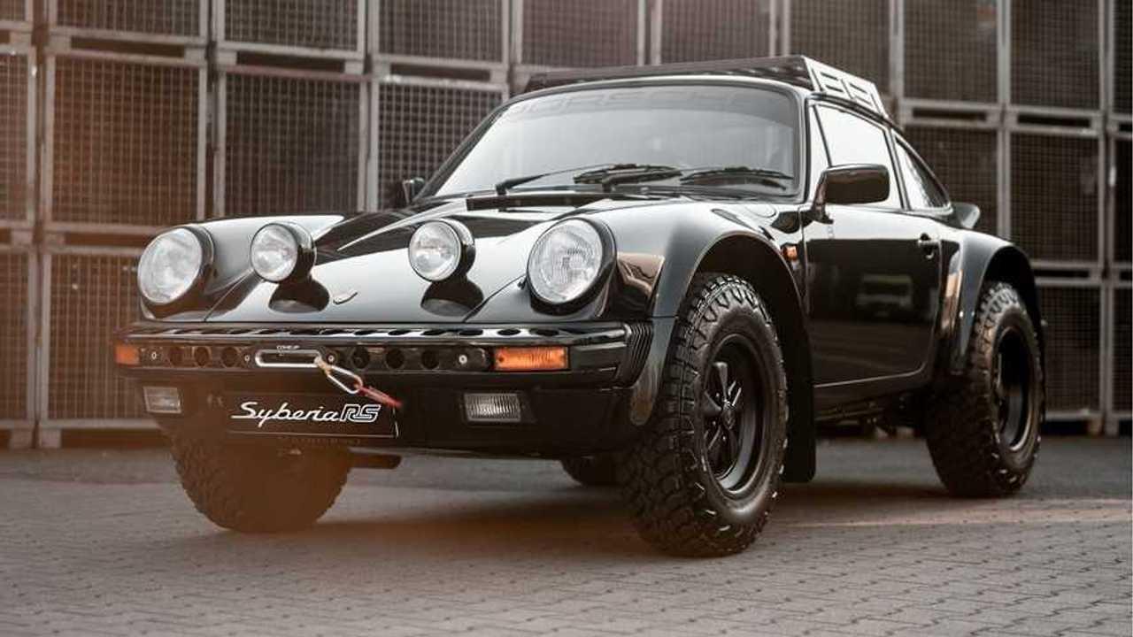 Syberia RS Porsche 911 Safari H&R