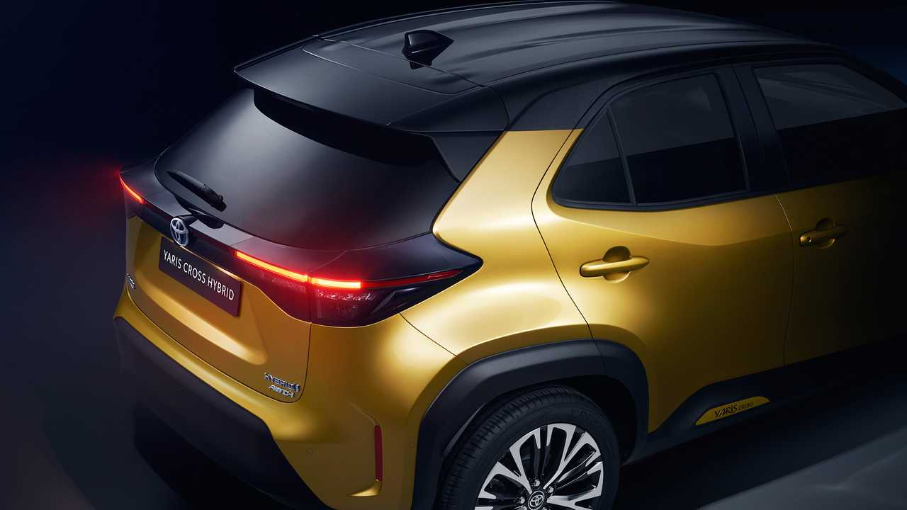 2021 Toyota Yaris Cross Debuts With Hybrid Power And All Wheel Drive