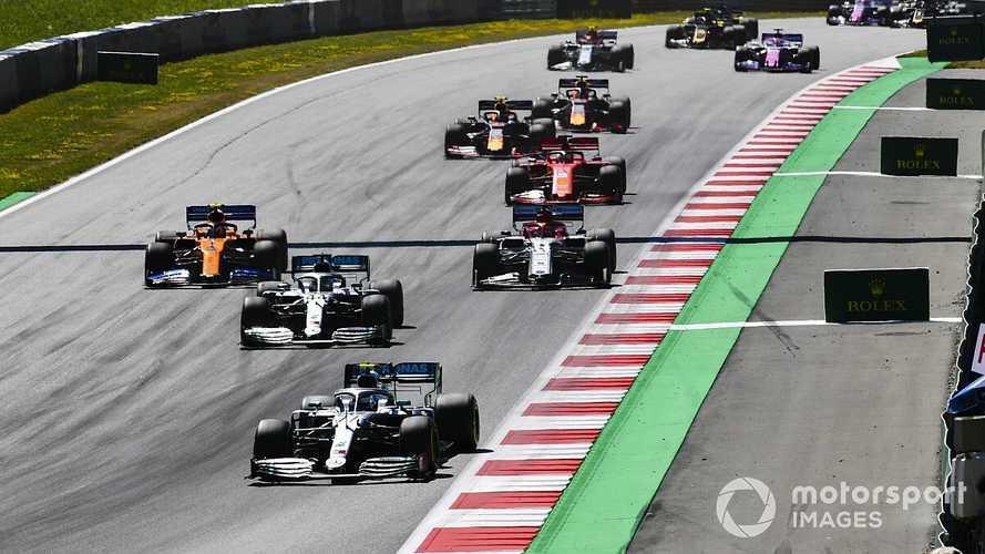 La F1 recibe luz verde para volver el 5 de julio en Austria